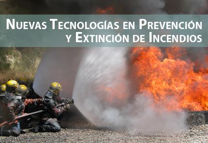 Jornada sobre la aplicación de nuevas tecnologías en la prevención y extinción de incendios