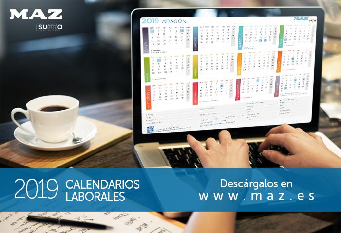 Calendario Laboral Elche.Descarga Y Personaliza Tu Calendario Laboral 2019
